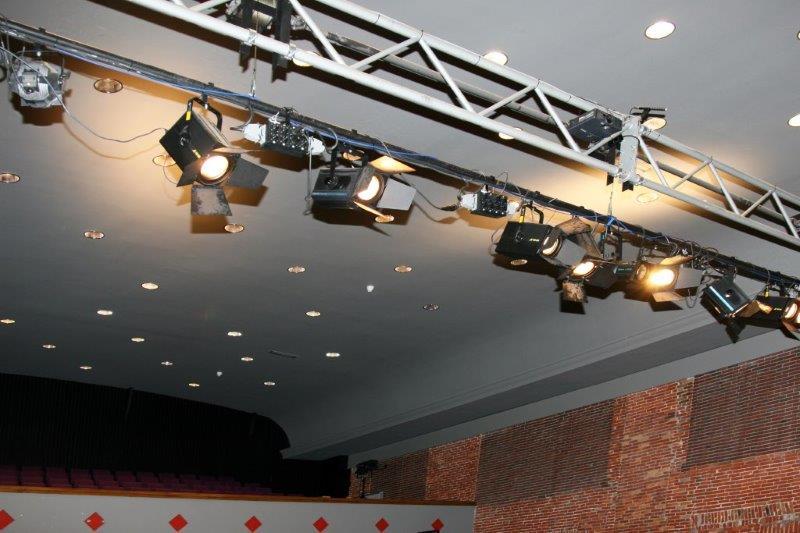 theaterzaal, huisreglement,